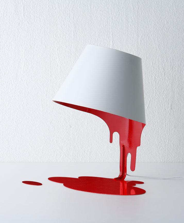 Kouichi Okamoto, жидкая лампа