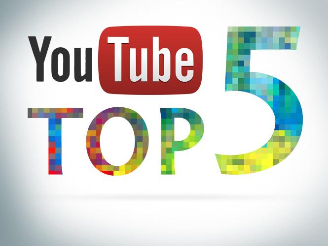 Спорная пятерка: самые просматриваемые клипы YouTube