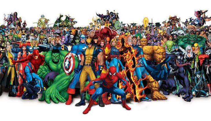 Marvel-superheros