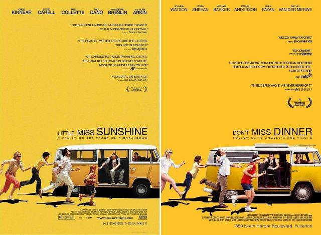 Little miss sunshine, Маленькая мисс Счастье, постер, свадебные приглашения