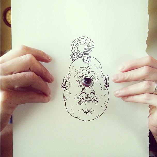 Американский иллюстратор, графический дизайнер Алекс Солис