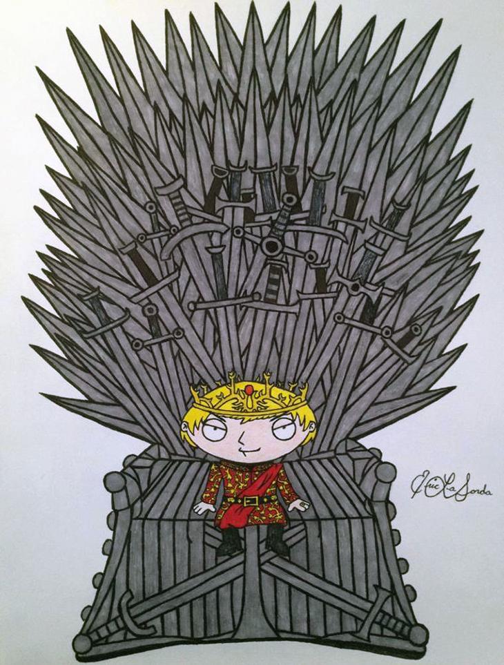 король стьюи ланнистер