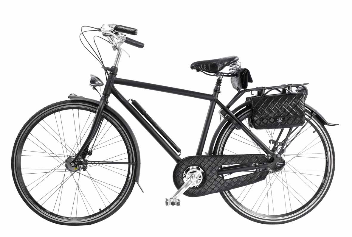 chanel, велосипед