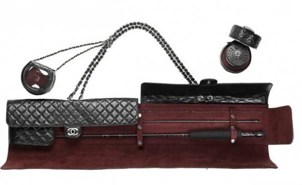 chanel, набор для рыбалки