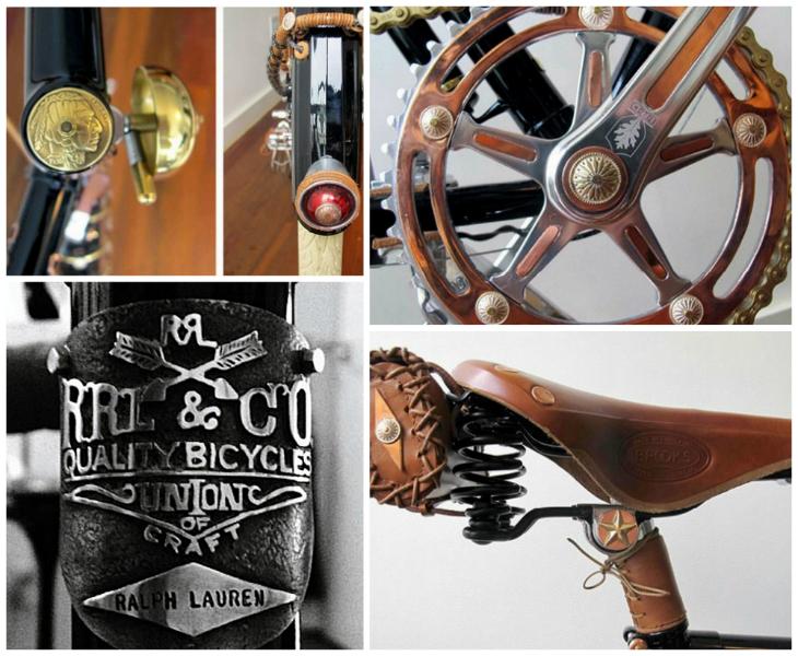 Ascari Bicycles, Ralph Lauren, велосипед