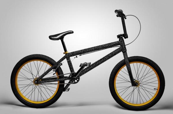 Public School, BMX, Swarovski Elements, велосипед