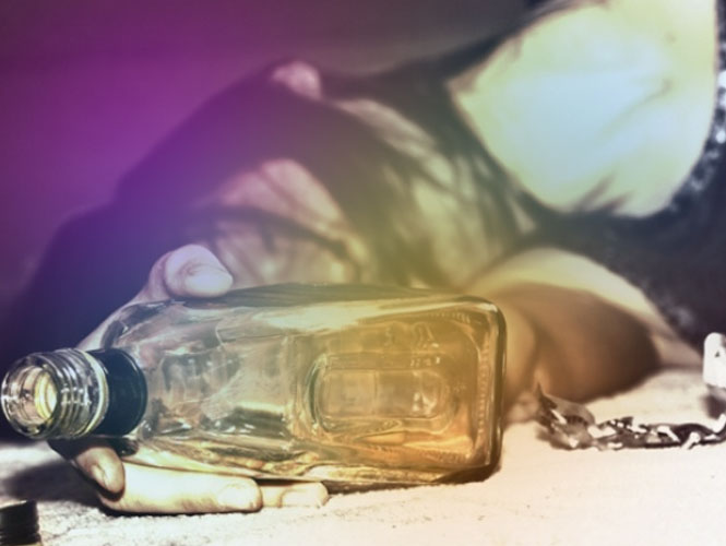 Вдохновение на дне. Алкоголь в музыкальных клипах.18+