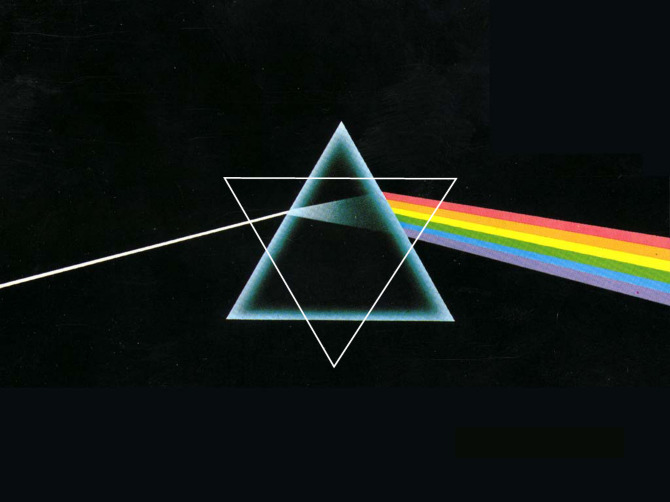 Стефан Масса-Бидаль, Rétrofuturs, Pink Floyd, The Dark Side of the Moon, обложка
