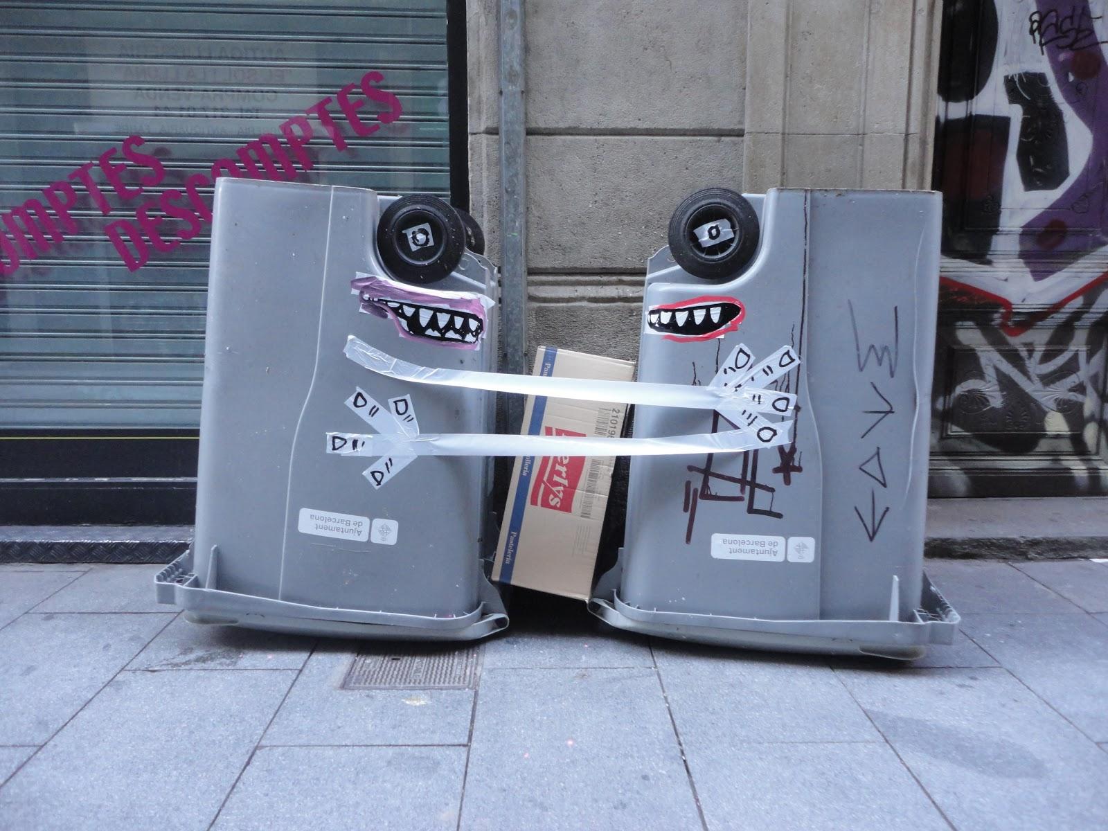 Искусство — это мусор!