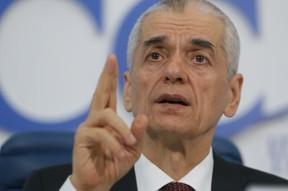 Геннадий Онищенко, молдавское вино, запрет