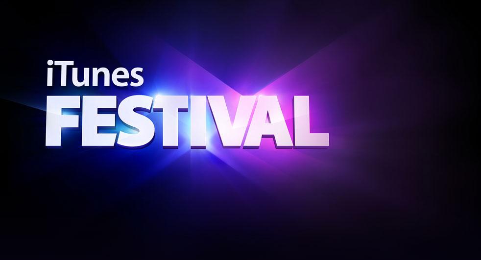 itunes festival, фестиваль, музыка