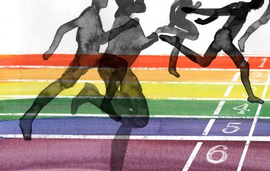 Иллюстраторы против гомофобии в России