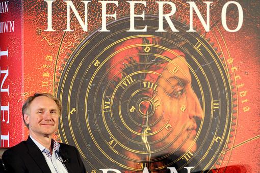 Русский перевод новой книги Дэна Брауна «Инферно»