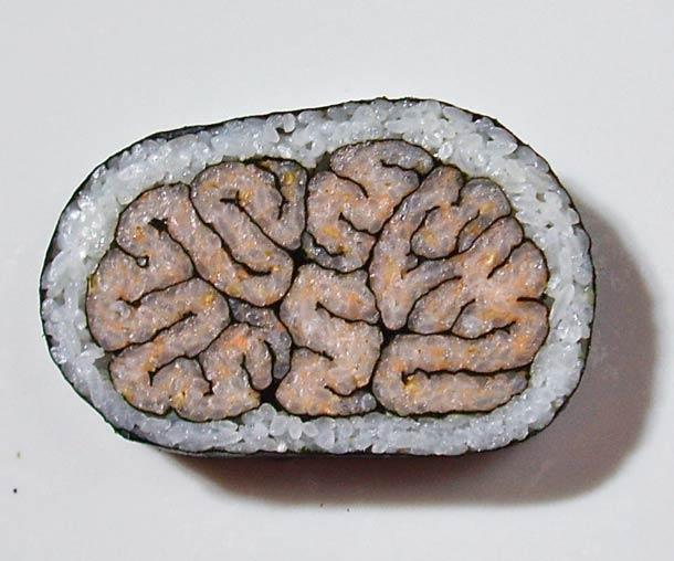 суши как картины