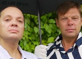 Евгений Шестаков, Андрей Бочаров, интервью
