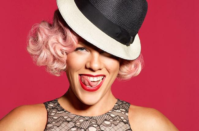 Billboard назвал Пинк женщиной года