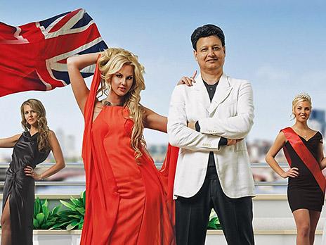 «Встречайте русских»: на FoxTV стартует шоу о Лондонграде