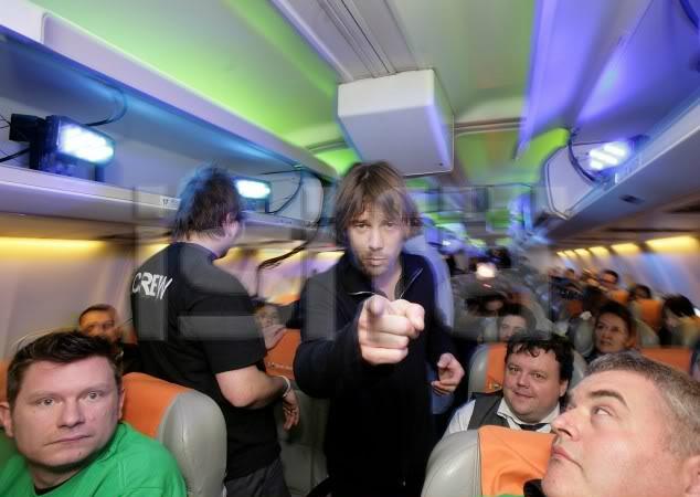 Jamiroquai, Boeing-757, Sony Ericsson, gig in the sky, концерт