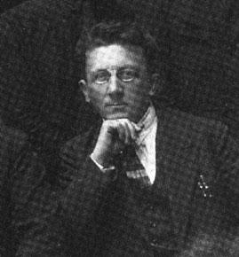 Заведовавший школой им. Ф. М. Достоевского В. Н. Сорока-Росинский (1882—1960), прообраз Викниксора