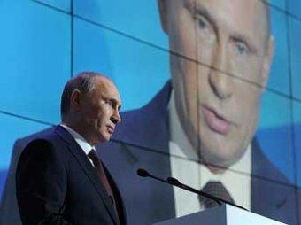 Путин впервые назвал Навального по имени