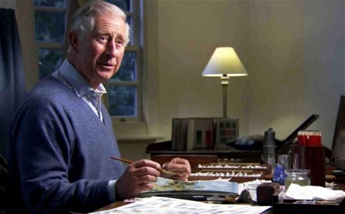 принц чарльз, великобритания, картины, художник
