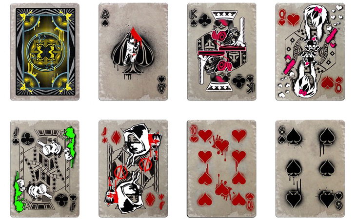 graffity cards