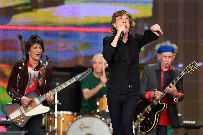 The Rolling Stones, роллинг стоунз