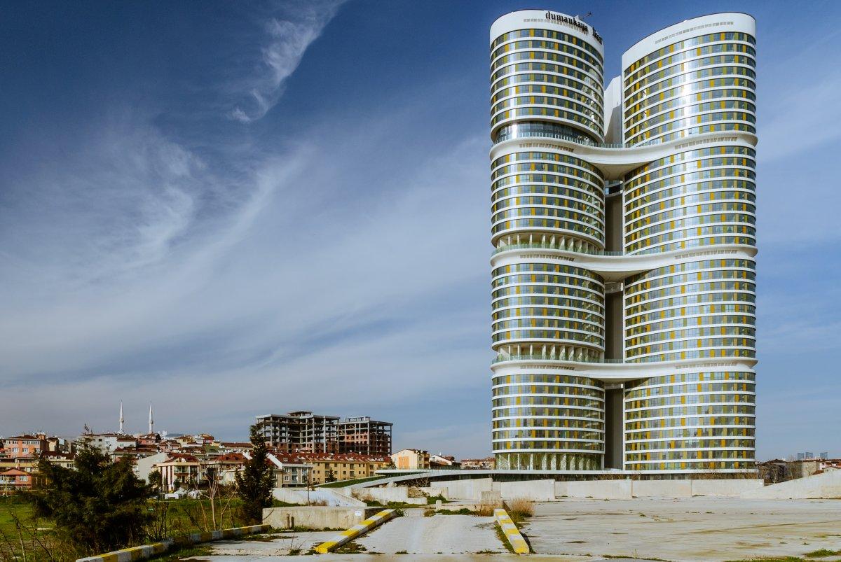 Dumankaya IKON, Стамбул, Турция, лучший небоскреб