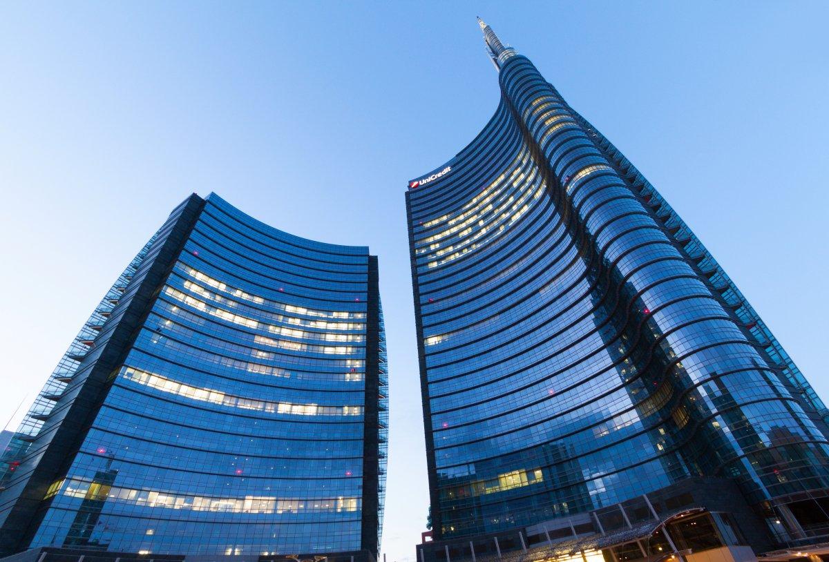 UniCredit Tower, Милан, Италия, лучший небоскреб