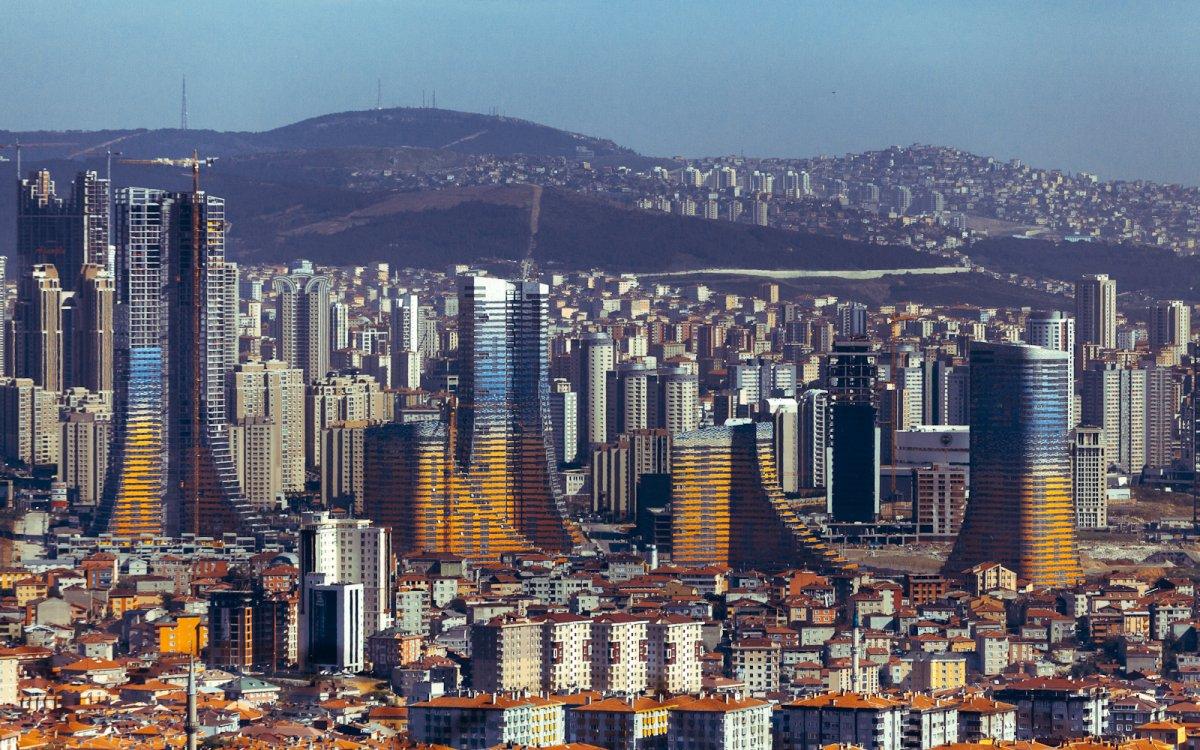 Varyap Meridian, Стамбул, Турция, лучший небоскреб