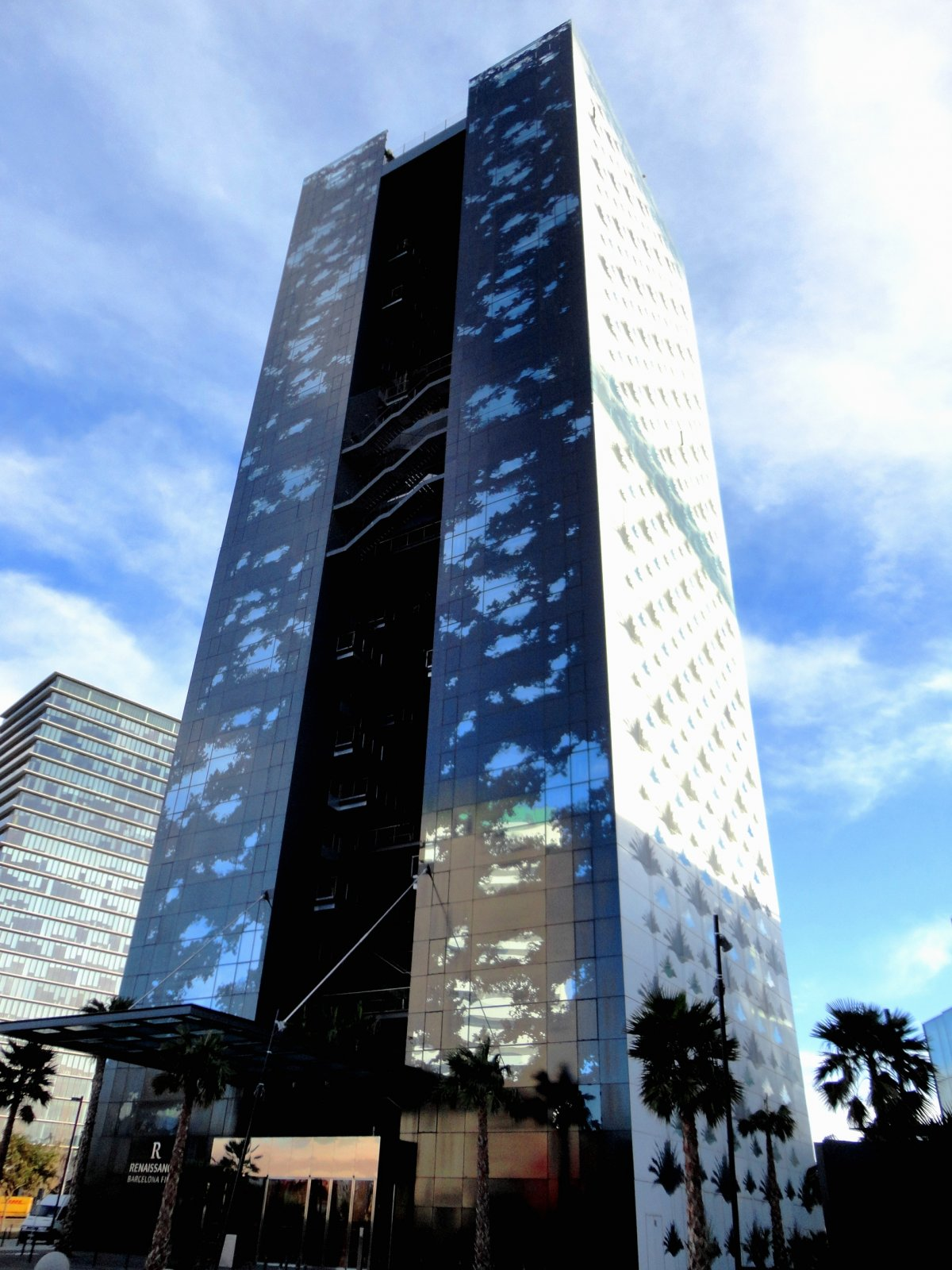 Renaissance Fira Hotel, Каталония, Испания, лучший небоскреб