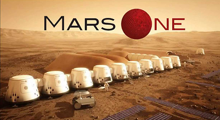 Mars One promo