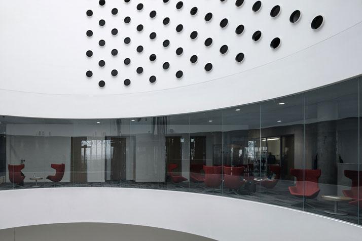 Библиотека, Бермингем, Великобритания, Шекспир, Mecanoo Architects, Buro Happold