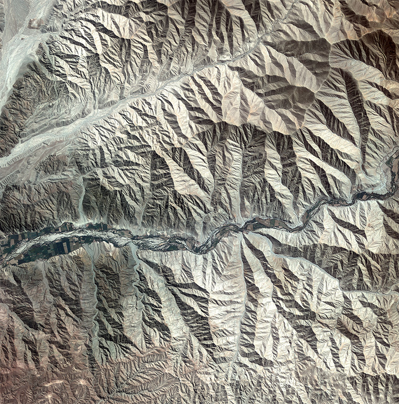 Observing the Earth, ESA, фото земли
