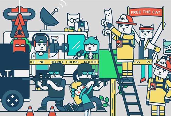 Вокруг квадрата: всемирный анимационный проект