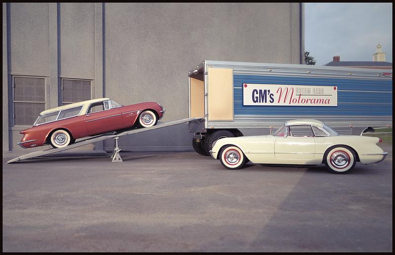 фотоиллюзия, Элгин парк, Майкл Пол Смит, модели машин, модель города