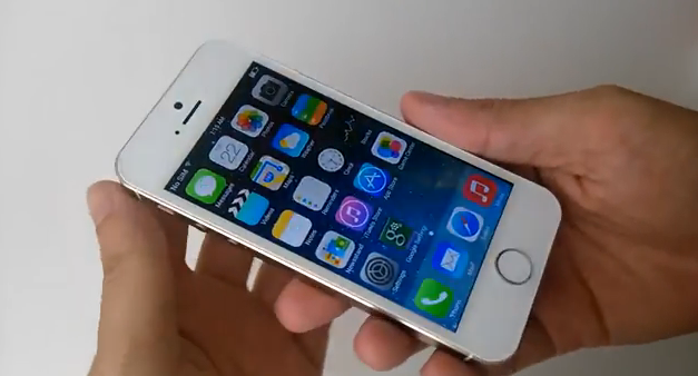 GooPhone выпустила копию золотого iPhone 5s