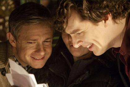 Объявлена дата выхода третьего сезона «Шерлока»