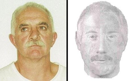 Майкл Подлубный, фоторобот, преступник, изнасилование