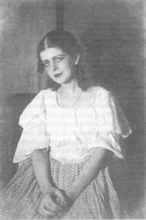 Голлидэй Софья Евгеньевна (1894—1934)