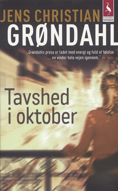 Йенс Грендаль, «Молчание в октябре»