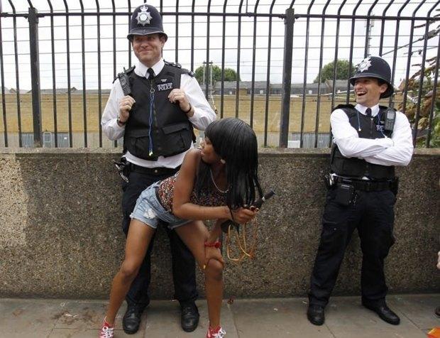 Полиция Великобритании опубликовала перечень самых нелепых вызовов