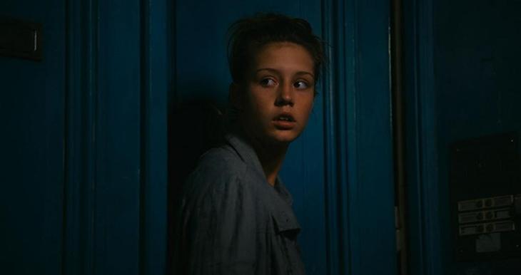 Адель Экзаркопулос, кадр из фильма