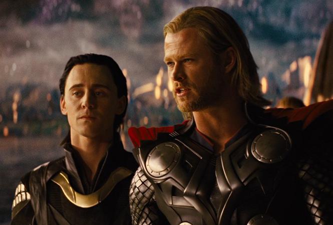 Тор и Локи — православные пророки