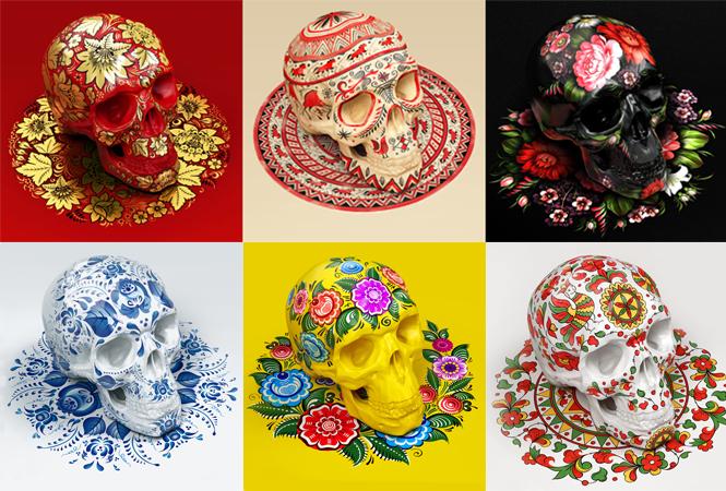 русские народные черепа