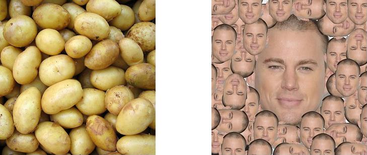 chaning potatum