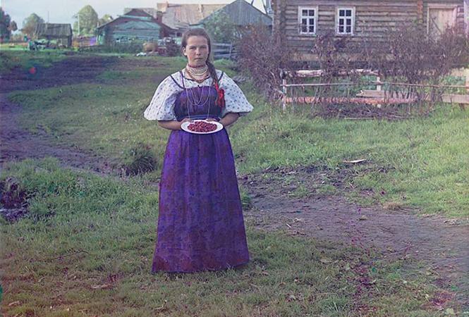 Цвет нации: фотографии Прокудина-Горского