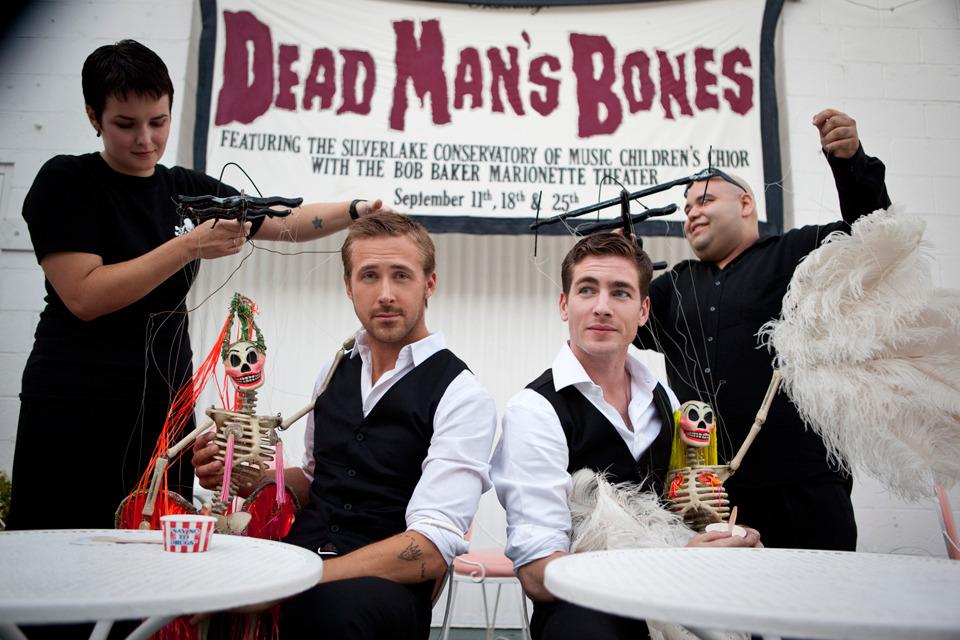 Dead Mans Bones, райан гослинг