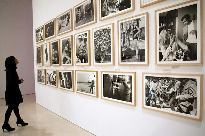 деннис хоппер, выставка, потерянный альбом, фотография