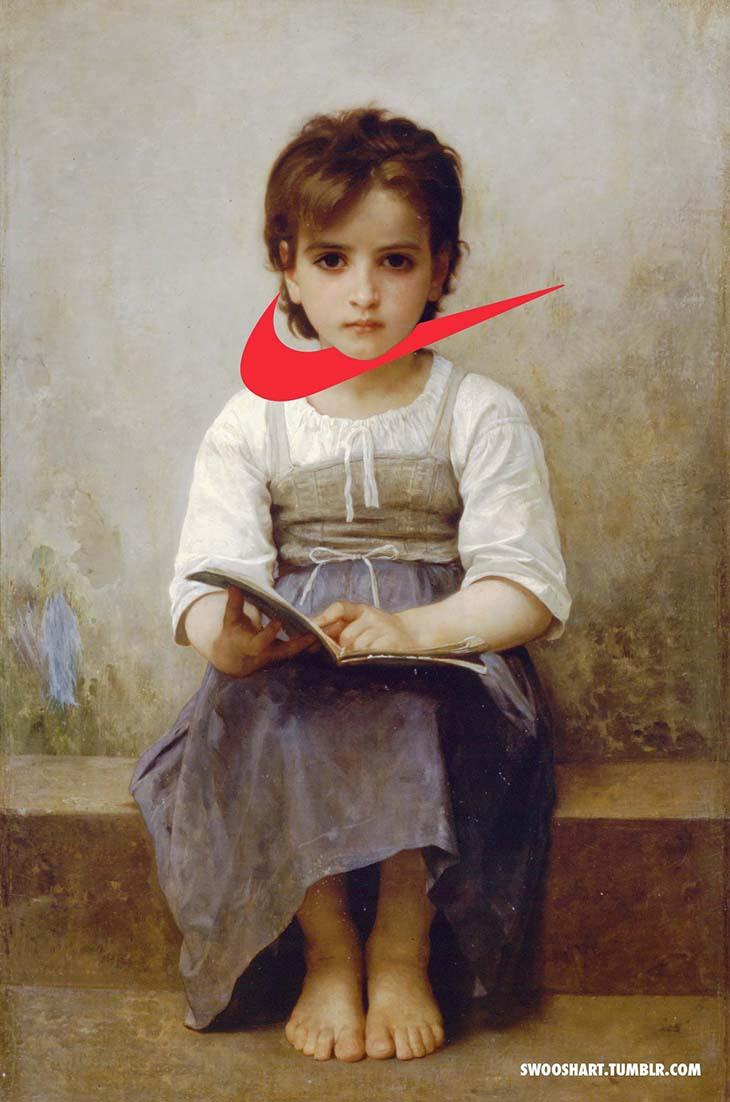 Swoosh Art